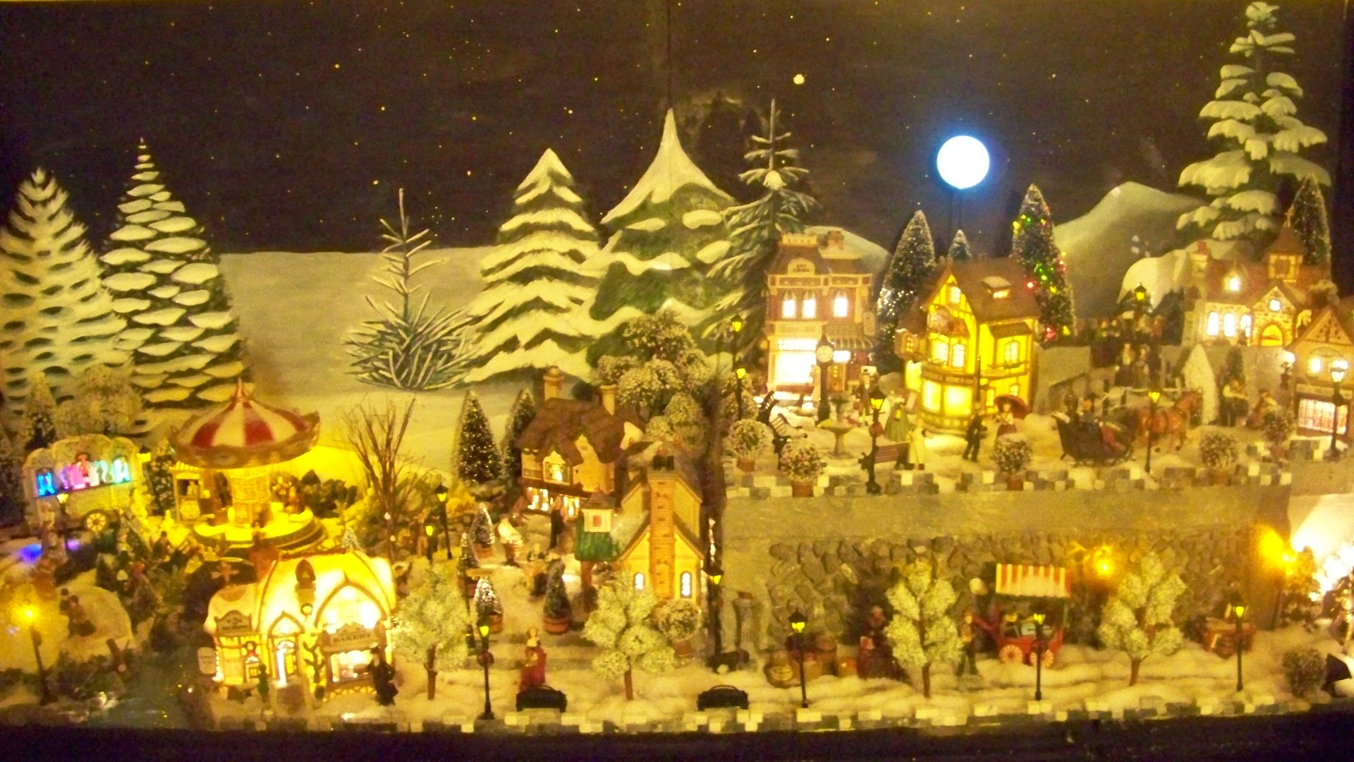 Villages miniatures page 3 - Village de noel miniature ...